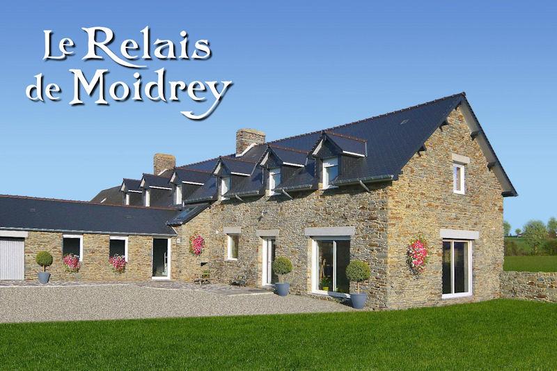 Chambres DHtes Le Relais De Moidrey Portes Du Mont SaintMichel