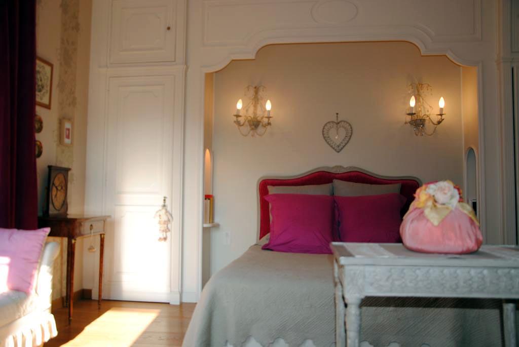 Chambres d 39 h tes jardin secret chambres d 39 h tes marcey - Chambre hotes mont saint michel ...