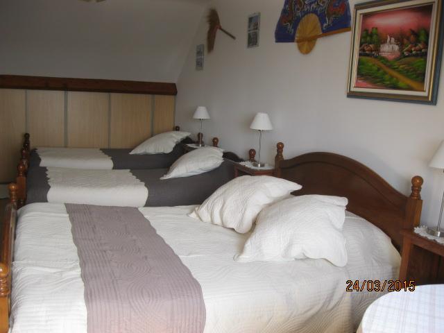 Chambres d 39 h tes chez genevi ve et emile chambre et chambre familiale granville dans la - Chambre d hotes granville ...
