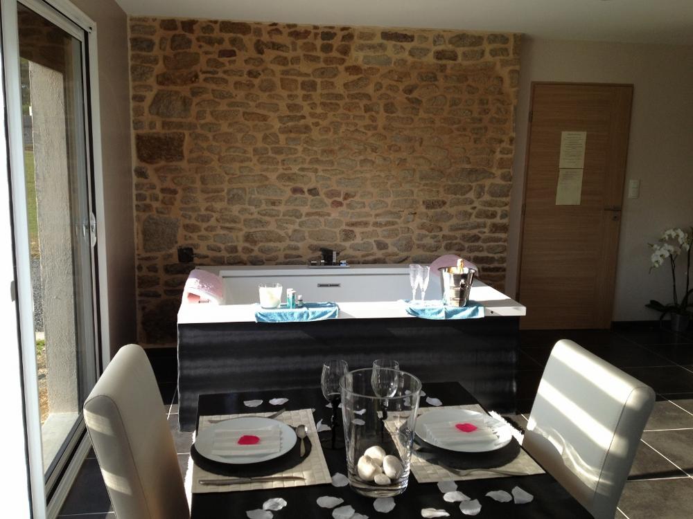 Chambre DHtes Suite Balno Suite Isigny Le Buat Baie Du Mont
