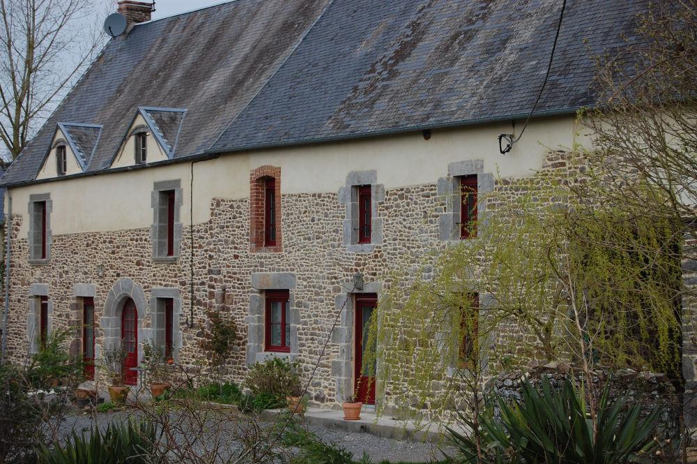 Chambres au hameau chambres d 39 h tes le mesnil aubert baie du mont saint michel - Le mont saint michel chambre d hotes ...