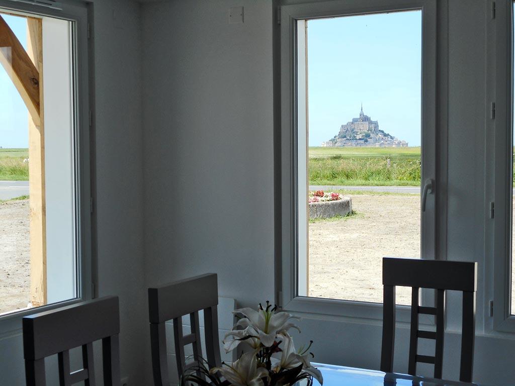 Chambres d 39 h tes vue sur le mont saint michel camere b b - Chambres d hotes le mont saint michel ...