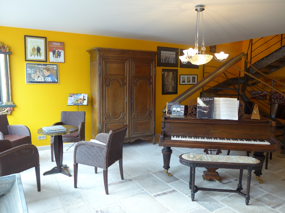 Chambres d 39 h tes le piano chambres d 39 h tes biesles for Chambre d hotes ardennes