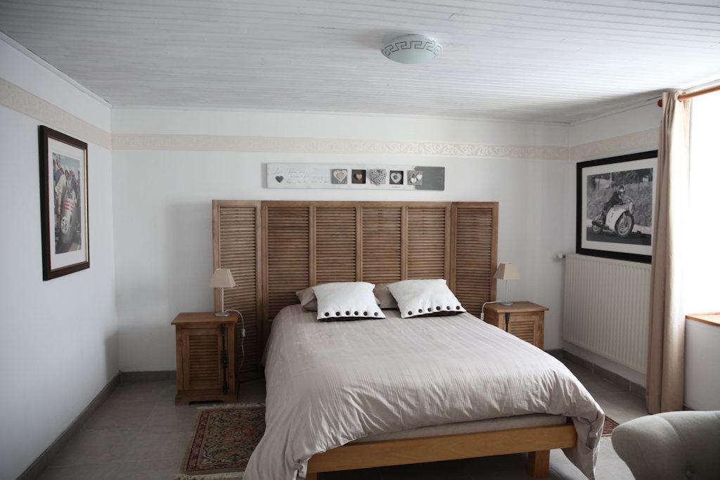 Chambres d 39 h tes la grange belles chambres champfr mont en mayenne 53 maine - Chambres d hotes mayenne ...
