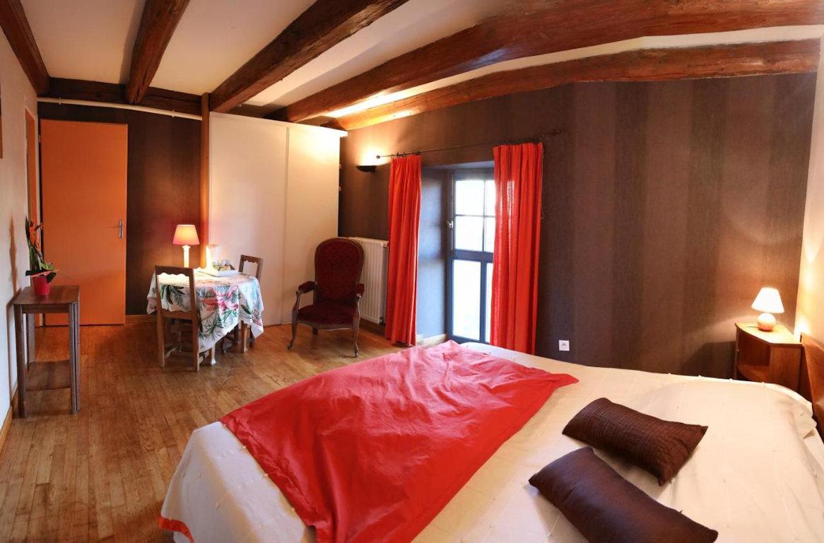 Maison d\'hôtes Sainte Geneviève, Zimmern und Familienzimmer Sainte ...