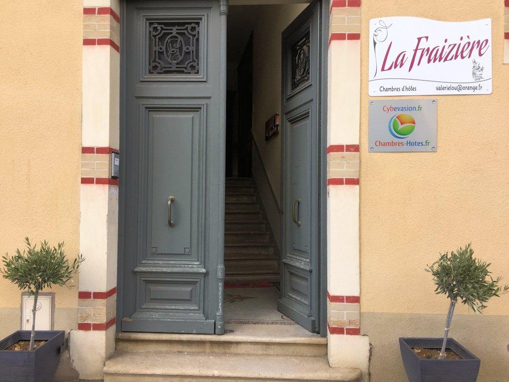 La Fraizière, chambres d\'hôtes de charme, suites und Zimmer ...