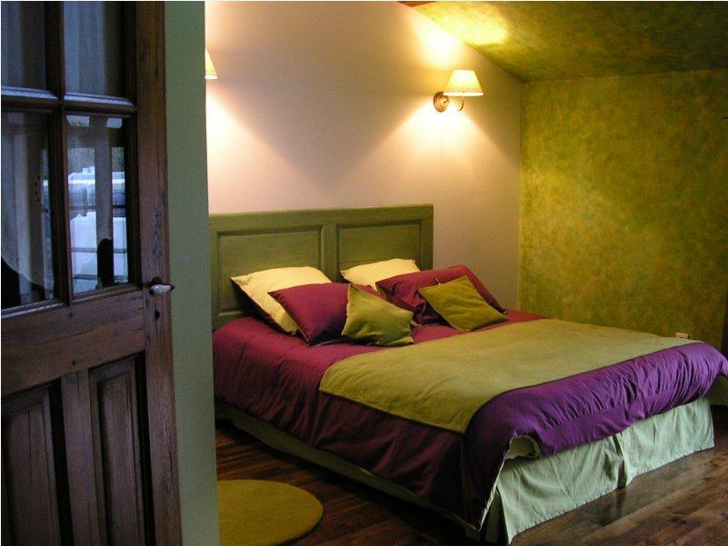 Bed breakfast maison crochet kamers bulligny