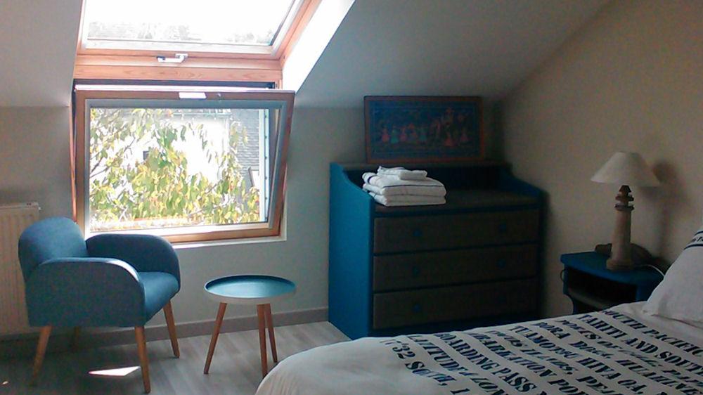 Chambre d 39 h tes la maison bleue chambre larmor plage dans le morbihan 56 morbihan - Chambre d hotes larmor plage ...