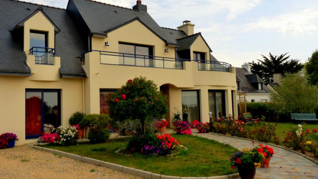 Chambres d 39 h tes villa azal e chambres saint armel dans le morbihan 56 presqu 39 le de - Chambre d hote presqu ile de rhuys ...