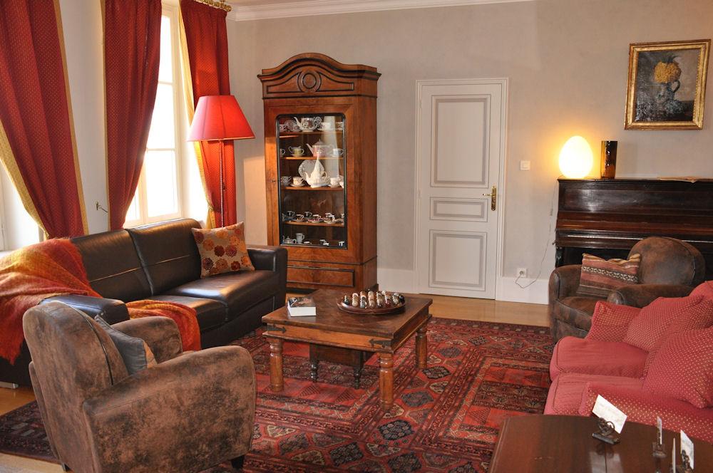 Chambres d 39 h tes le prieur saint agnan chambres cosne cours sur loire - Chambres d hotes montlouis sur loire ...