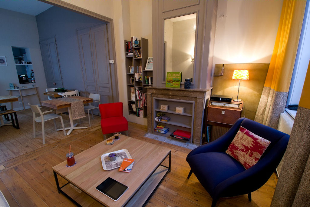 Chambres d 39 h tes la guesthouse chambres d 39 h tes lille lille for Chambre hote lille