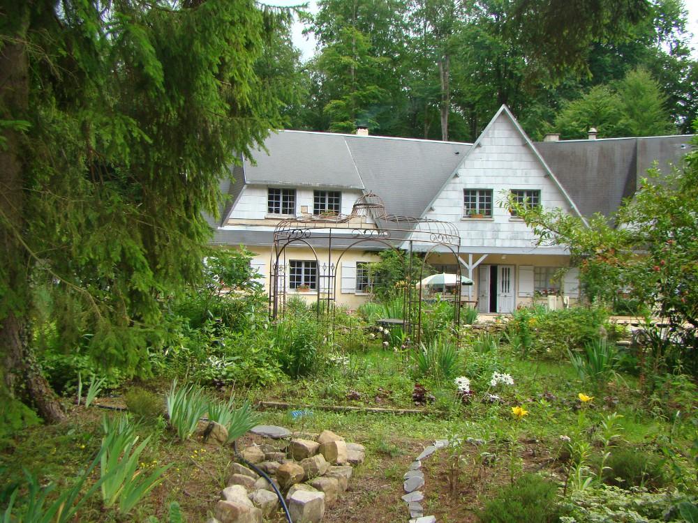 Chambres d 39 h tes le jardin de saint jean chambres saint jean aux bois for t domaniale de compi gne - Chambre d hote compiegne ...