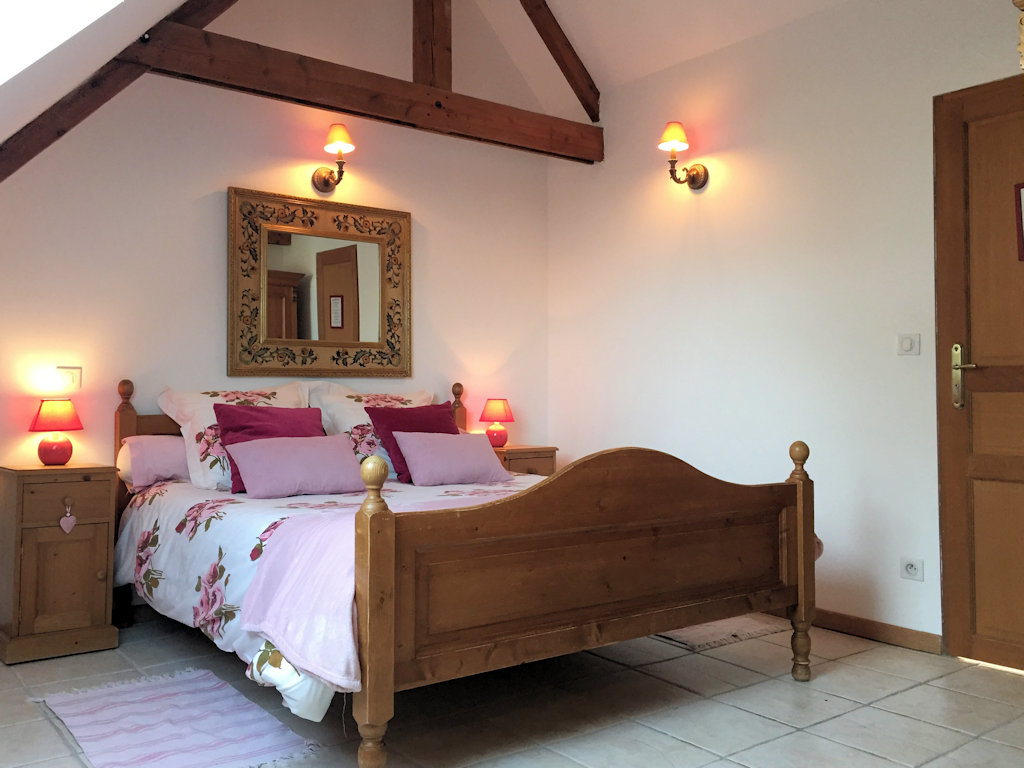 Chambres d 39 h tes villa bor as chambres wissant dans le for Chambre hote 62