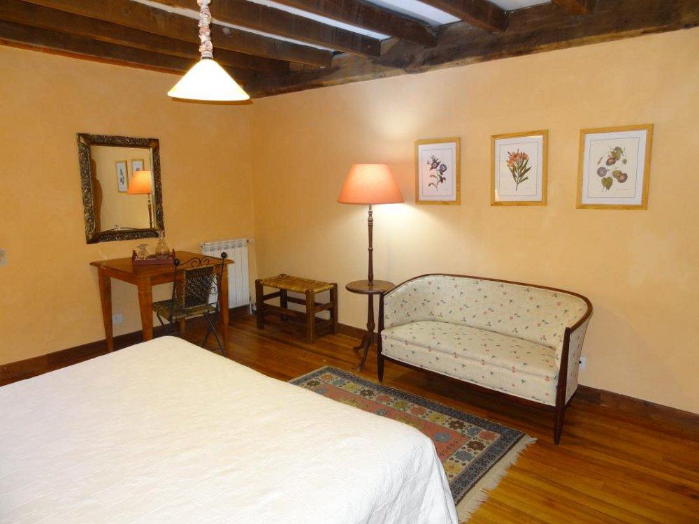 Chambres d 39 h tes de charme uhartea chambres sare dans les pyr n es atlantiques 64 c te basque - Chambre d hotes pyrenees atlantiques ...