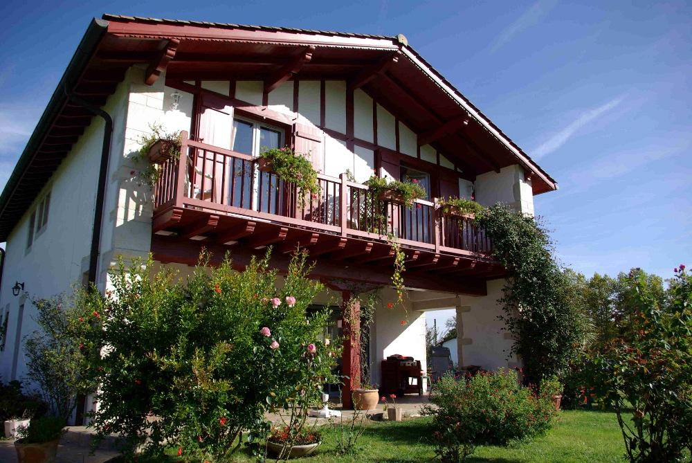 Chambre d 39 h tes kuluxka chambres sare dans les pyr n es atlantiques 64 pays basque - Chambres d hotes pays basque francais ...