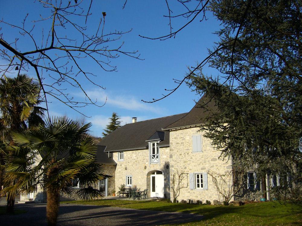 Chambres d 39 h tes maison carriquy chambres barcus dans les pyr n es atlantiques 64 pi mont - Chambres d hotes pays basque francais ...