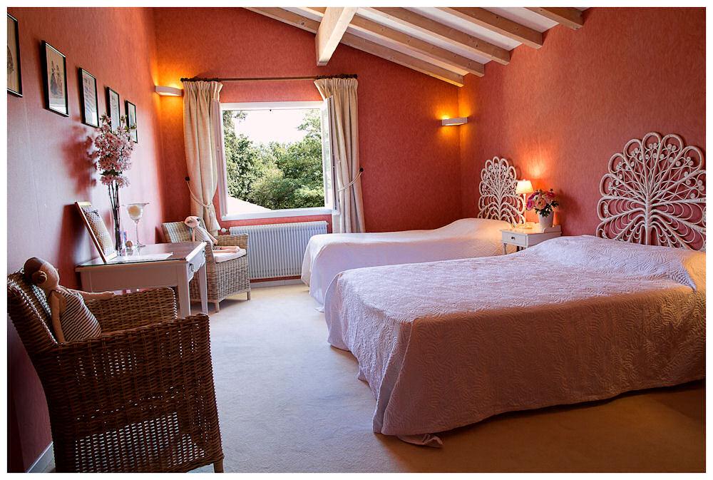 Kattalin gorri etxea chambres d 39 h tes chambres halsou - Chambres d hotes pyrenees atlantiques ...
