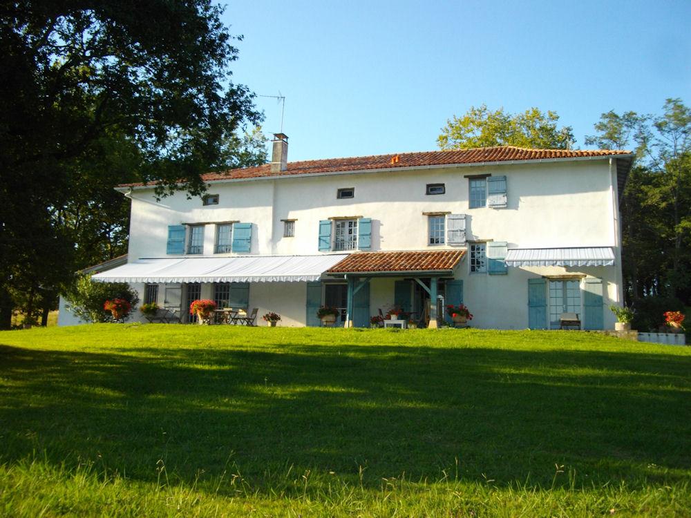 Chambre D Hotes Bidachuna Rooms Saint Pee Sur Nivelle Cote Basque
