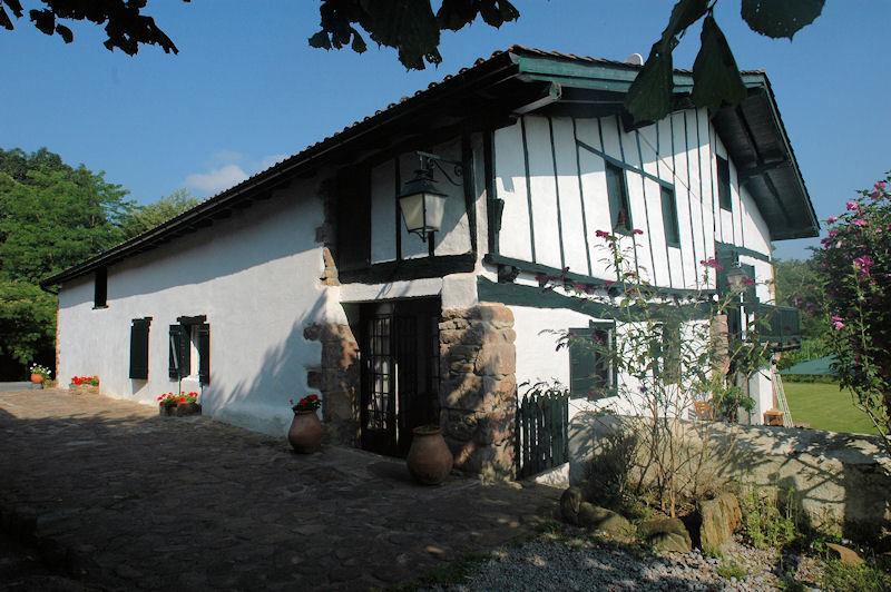Maison Ttakoinenborda   64310 SARE Pays Basque