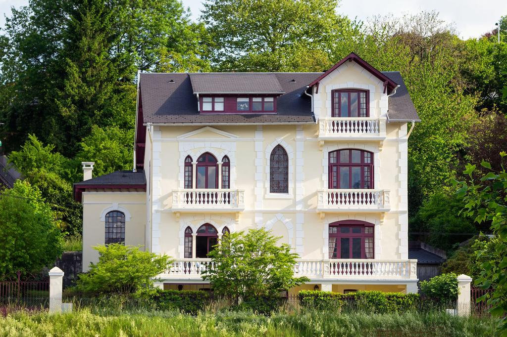 Chambres d 39 h tes villa l 39 orante chambres et suites - Chambre d hotes hautes pyrenees ...