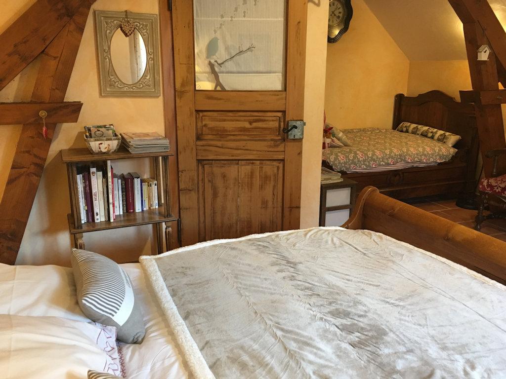 Au Merlenchanteur Chambres Dhôtes De Charme Strasbourg Chambres - Chambre d hote strasbourg et environs