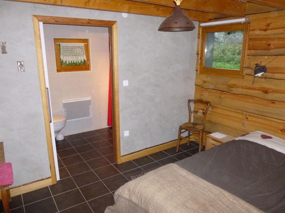 Chambre d 39 h tes le chalet du lac blanc chambre orbey for Chambre haute france