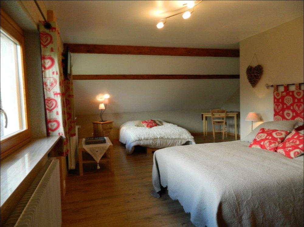 chambres d 39 h tes le thalhorn chambres fellering dans le haut rhin 68 haute vosges alsace. Black Bedroom Furniture Sets. Home Design Ideas