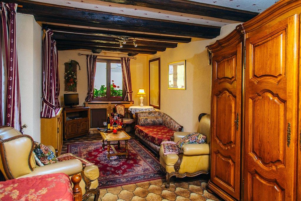 Chambre d 39 h tes pierre andr chambres riquewihr alsace - Chambre d hote route des vins bourgogne ...