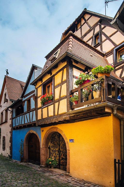 Chambre DHtes PierreAndr Chambres Riquewihr Alsace Route