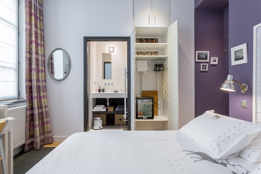 chambre d 39 h tes le vaubecour centre historique lyon chambre lyon dans le rh ne 69. Black Bedroom Furniture Sets. Home Design Ideas