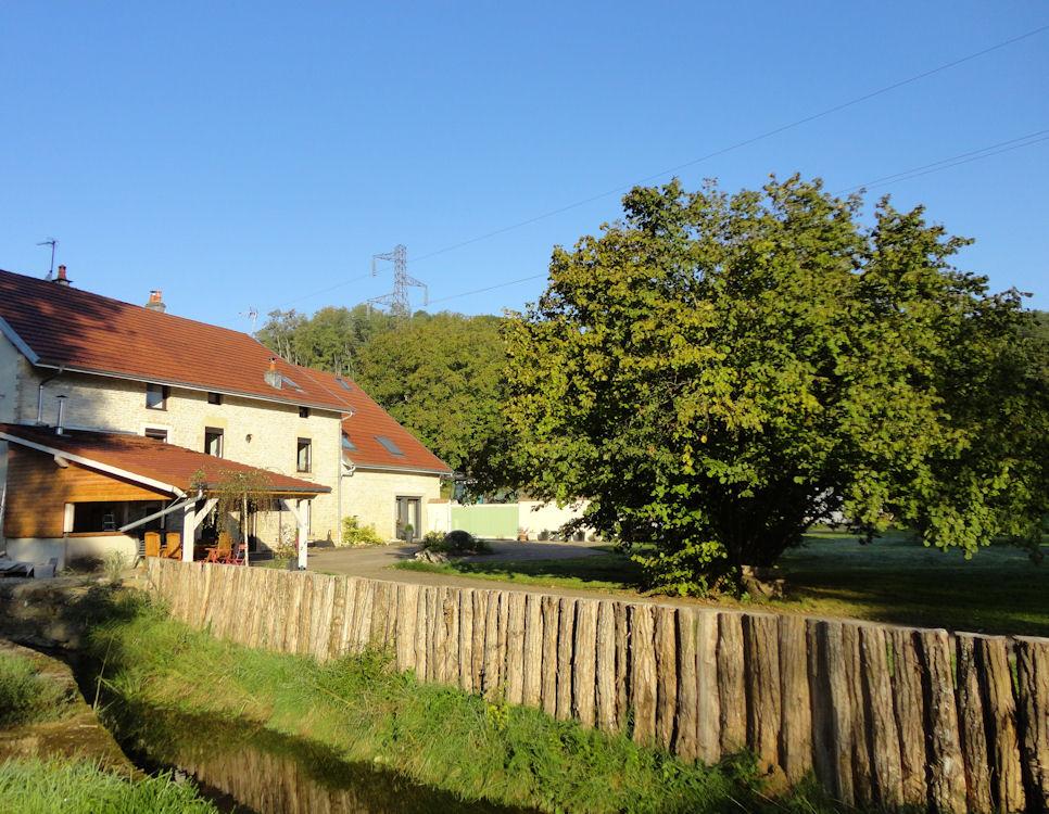 chambres d'hôtes domaine le puits du moulin, chambres comberjon