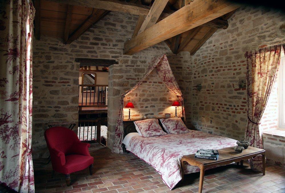 Chambres d 39 h tes abbaye de la ferte suite familiale suite et chambre saint ambreuil - Chambre d hote la ferte bernard ...