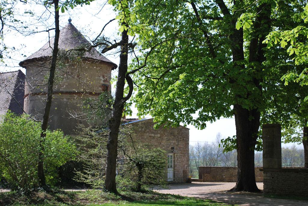 Chambres d 39 h tes abbaye de la ferte chambres saint - Chambre d hote chalon sur saone ...