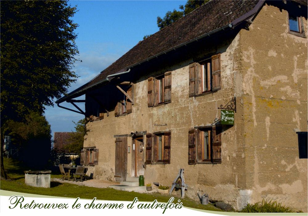 Chambres d 39 h tes cotenvert chambres saint genix sur - Chambres d hotes bourg saint maurice ...