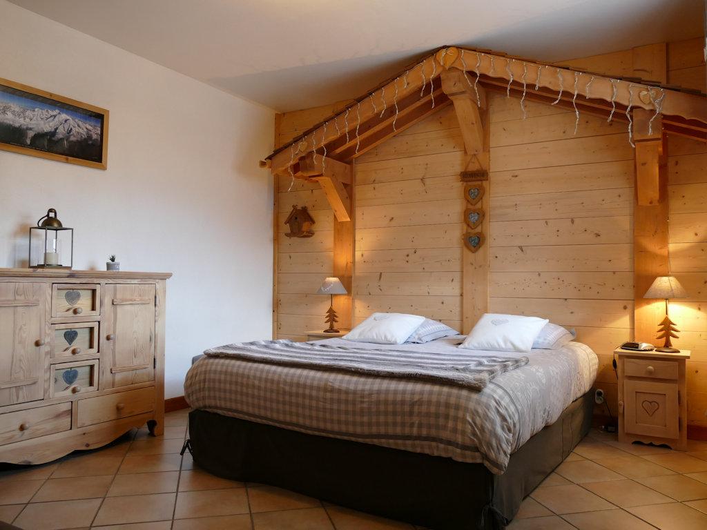 Chambre d\'hôtes Chalet coup de cœur, chambre Passy, Vallée ...
