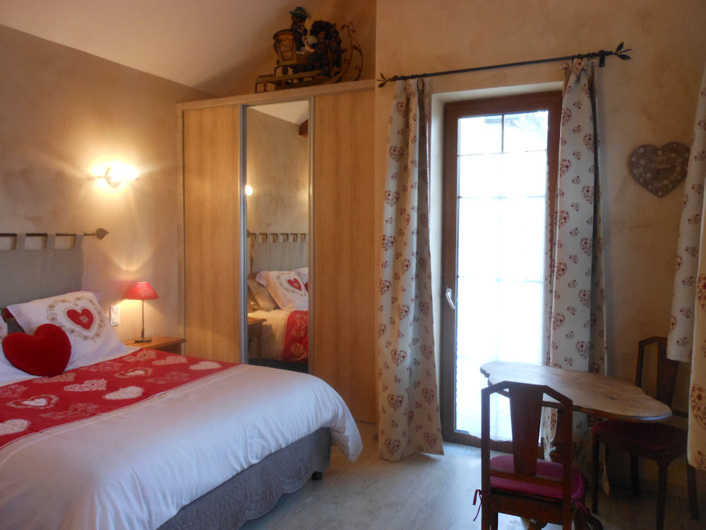 Chambres d 39 h tes au bonheur du lac chambres exc nevex rh ne alpes chablais - Chambre d hote lac majeur ...