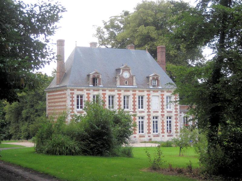 Chambres d 39 h tes ch teau du verbosc chambres touffreville la corbeline haute normandie - Normandie chambre d hote ...