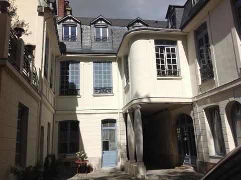 Chambres d 39 h tes alc ve des beaux arts chambre et suite rouen en seine maritime 76 normandie - Chambre en alcove ...