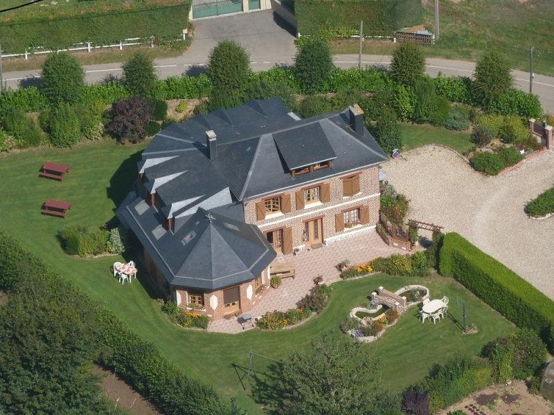 Chambres d'hôtes Le Clair Logis, chambres Étainhus, Seine-Maritime on