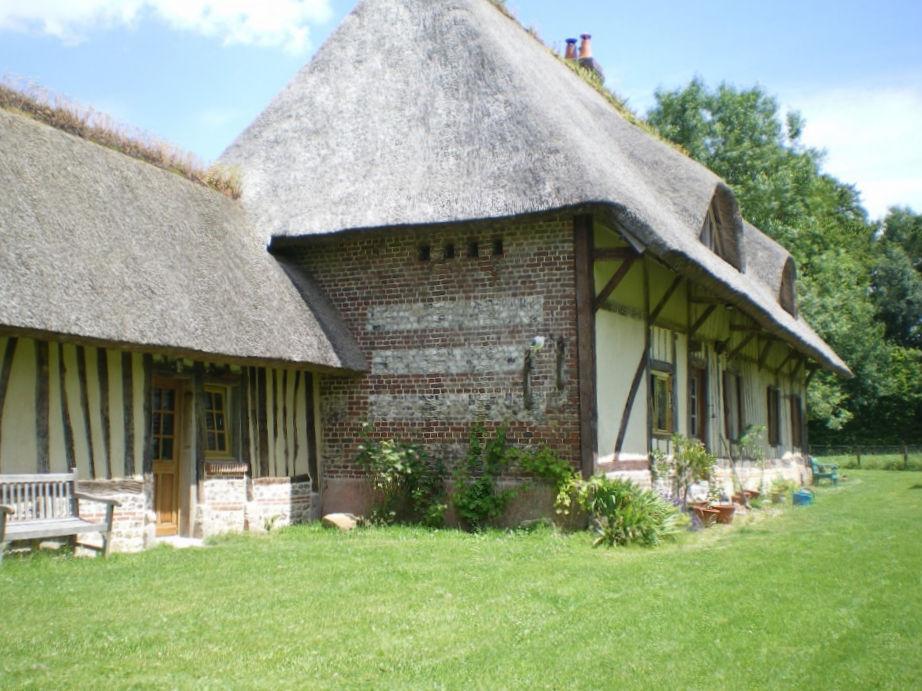 Chambre d'hôtes La Chaumière, chambre Sainte-Foy, Haute-Norman on