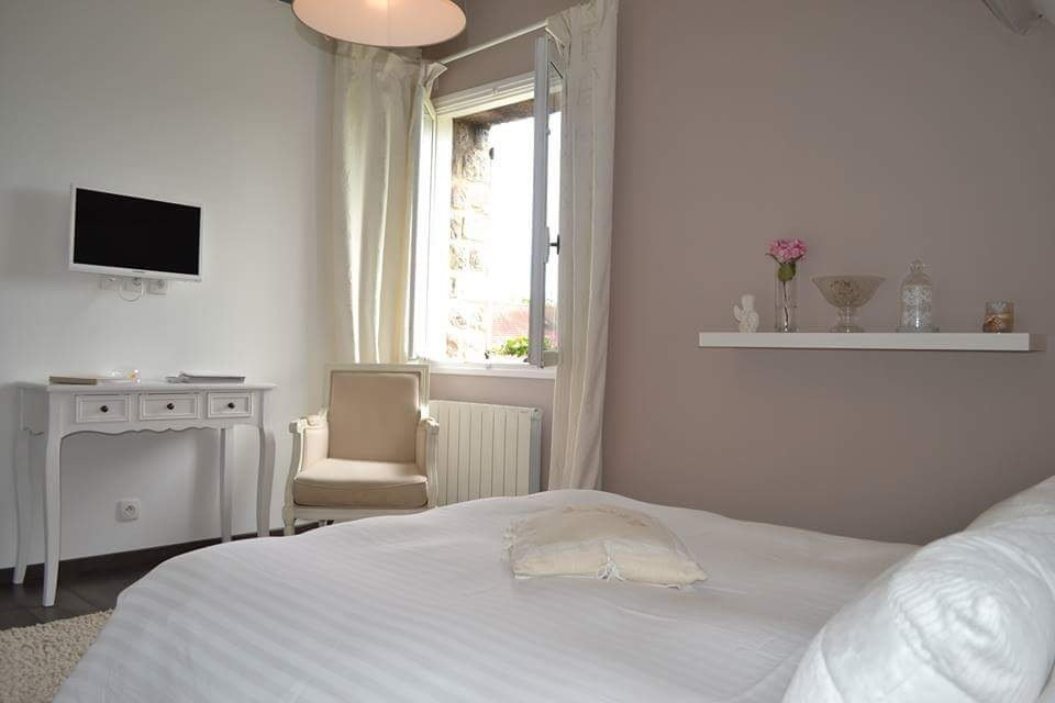 Chambres d 39 h tes des demoiselles zimmern und familiensuite in ville saint jacques en seine et - Chambres d hotes fontainebleau ...