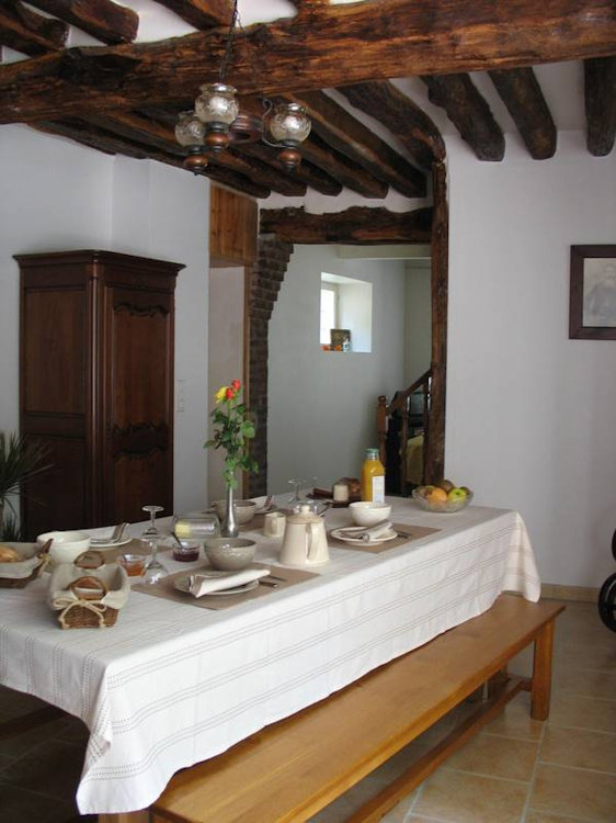 Chambres d 39 h tes moulin du ponceau chambres rubelles for Chambre hote 77