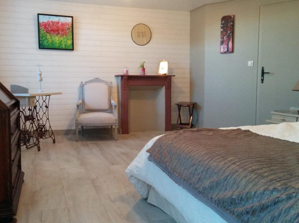 Chambre de 25 m² 1er étage
