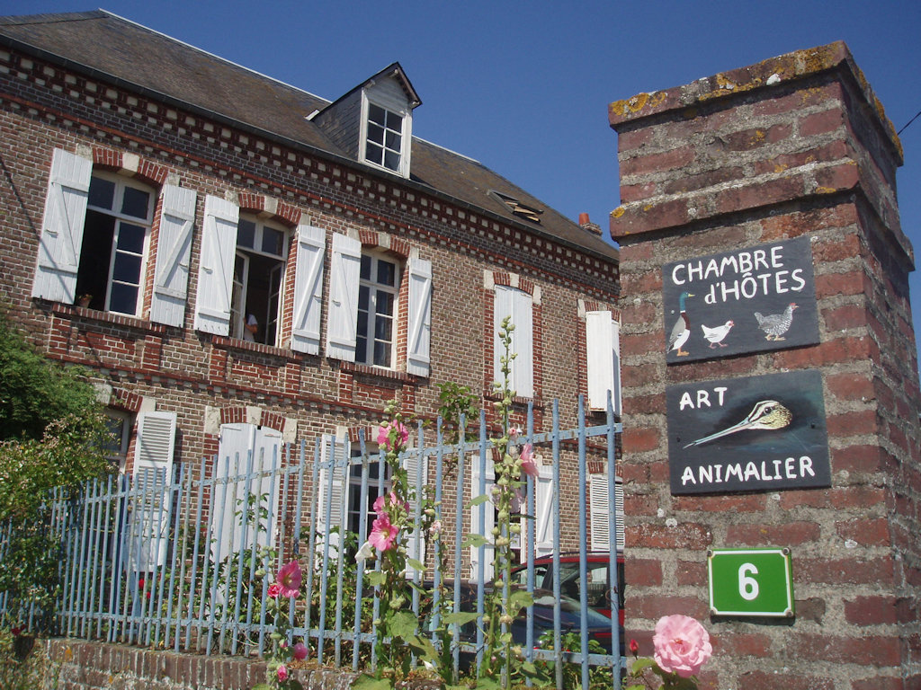 Bed breakfast chez agn s nicolas bed breakfasts for Chambre hote baie de somme