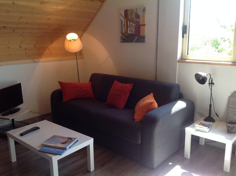 Chambre d 39 h tes datcha en baie studio saint valery sur - Chambre d hote baie de somme bord de mer ...