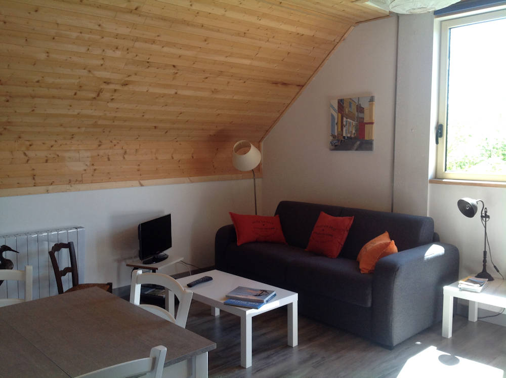 Chambre d 39 h tes datcha en baie studio saint valery sur - Chambre d hotes baie de somme bord de mer ...