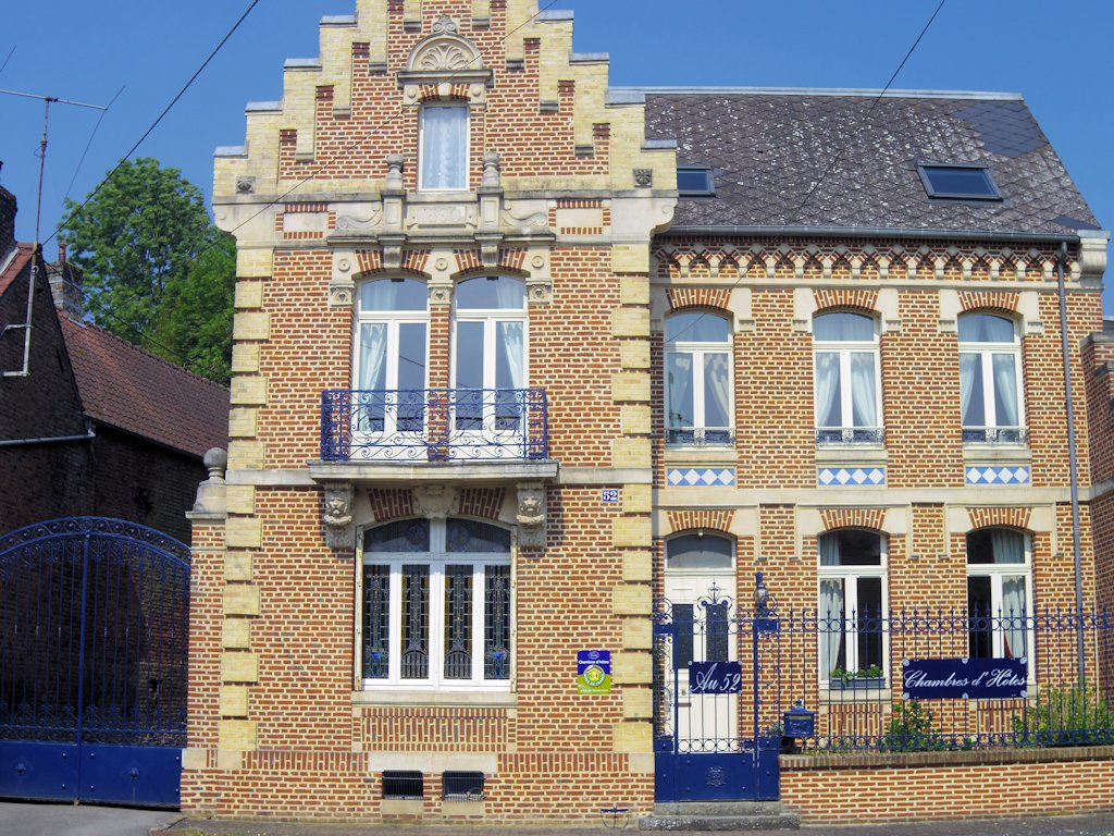 Chambres D Hotes Au 52 Chambre Et Suite Beauval Picardie