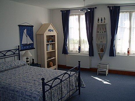 Chambres d 39 h tes la maison bleue en baie chambres le crotoy baie de somme - Baie de somme chambres d hotes ...