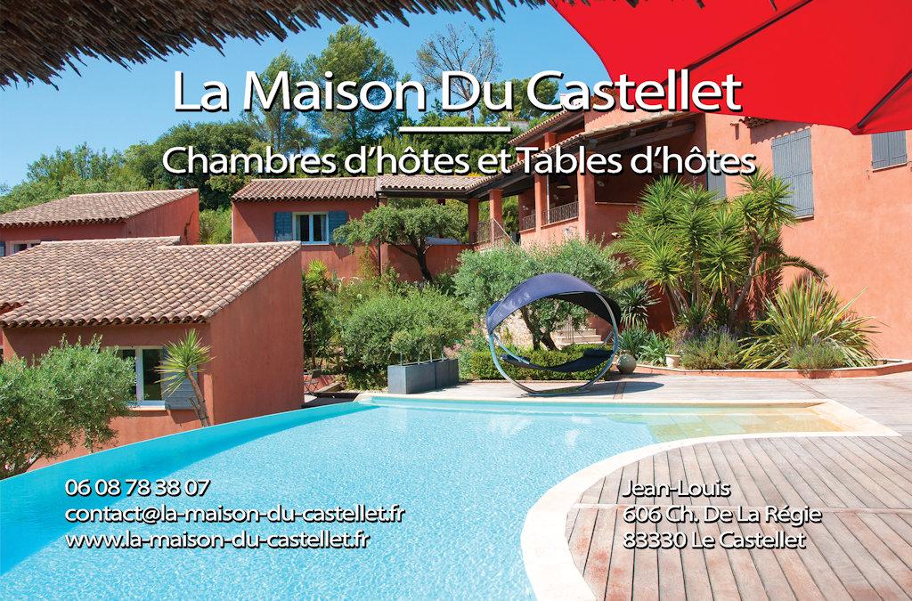 ddbcb62e246 Chambres d hôtes La Maison du Castellet