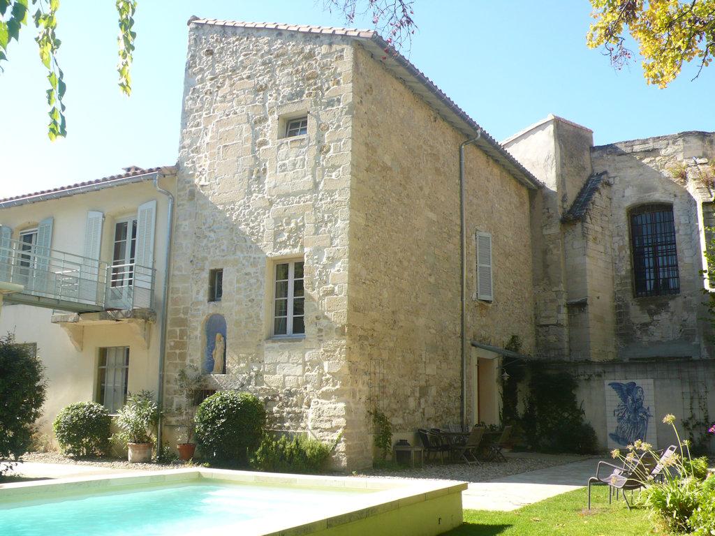 Chambres d 39 h tes l 39 observance rooms avignon intra muros for Avignon chambre d hotes